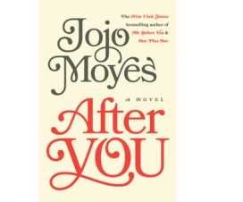 After You by Jojo Moyes bookcover
