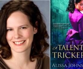 Alissa Johnson Nightstand Feature