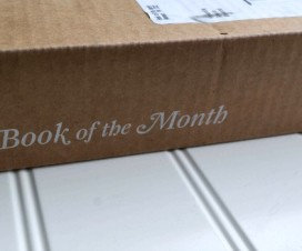 Book of the Month Club Unboxing